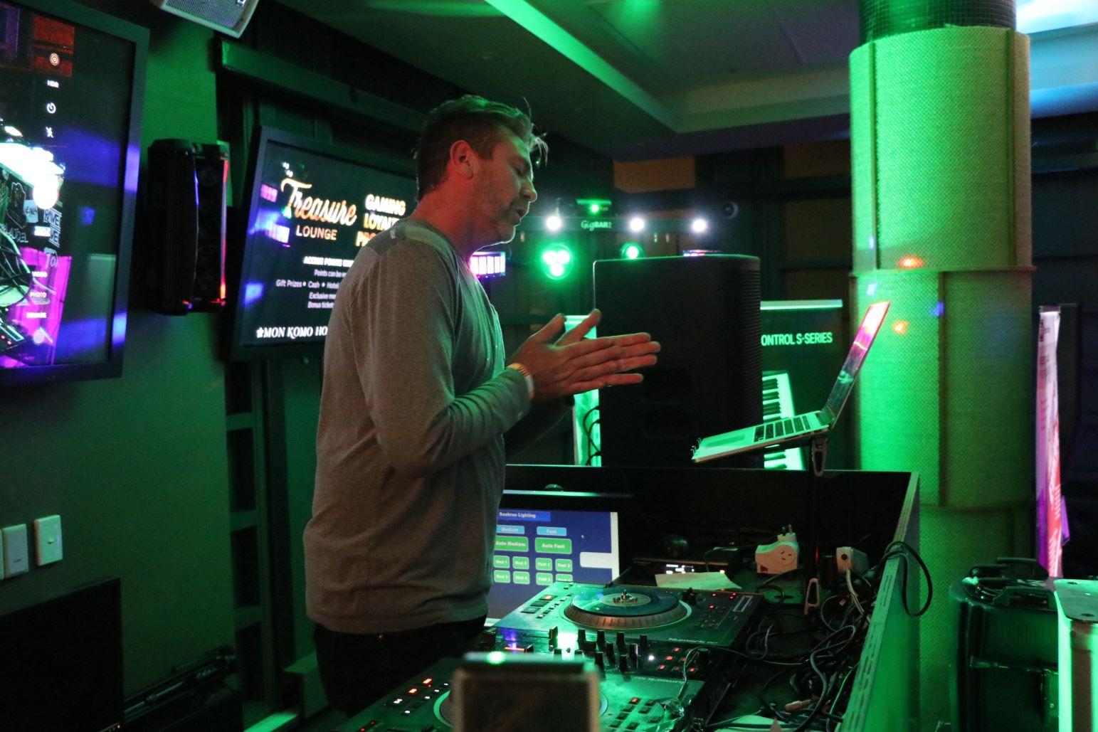 Aaron Duncan DJ Workshop
